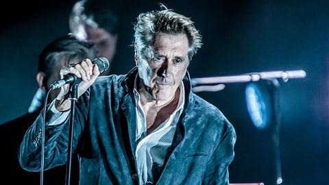 Bryan Ferry singt auf seinem neuen Album alten Jazz (Artikel enthält Audio)