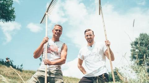 Festival-Challenge: Juli der Knecht  heut mit Renzo Blumenthal