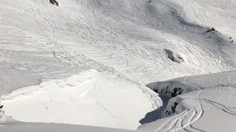 Accident mortal en territori da skis da Laax