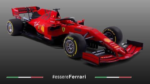 Ferrari präsentiert den «SF90»
