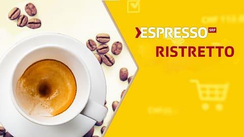 «Espresso Ristretto»: «Das hat nichts mit Geiz-ist-geil zu tun!»  (Artikel enthält Audio)