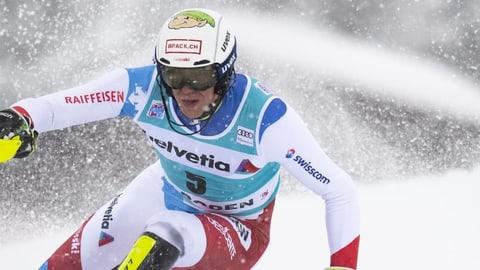 Stechen die Schweizer Slalom-Trümpfe beim Heimrennen?