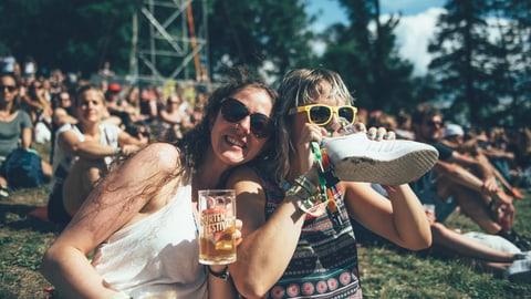 Die schönsten Bilder vom Gurtenfestival 2017 (Artikel enthält Bildergalerie)