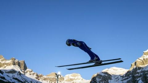 Gelingen den Schweizer Skispringern bessere Sprünge?