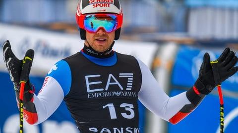 Der Slalom läuft – Caviezel und Rogentin mit guter Ausgangslage