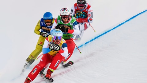 Die Skicrosser gastieren in Feldberg