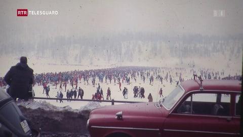 Pietro Baracchi: «Il Maraton da skis fascinescha mai» (Artitgel cuntegn video)