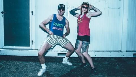 Festival-Challenge: Sind Rika und Julian die neuen Superstar-DJs? (Artikel enthält Bildergalerie)