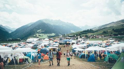 Openair Lumnezia: Das kleine grosse Festival