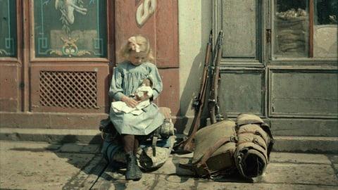 Kleine Hände im Grossen Krieg (Artikel enthält Video)
