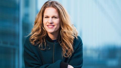 Kathrin Hönegger: «Ich liebe Experimente»
