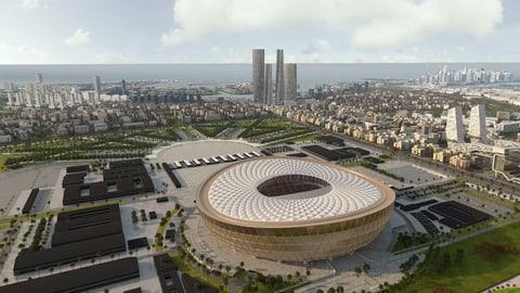 So soll das Final-Stadion 2022 aussehen (Artikel enthält Video)