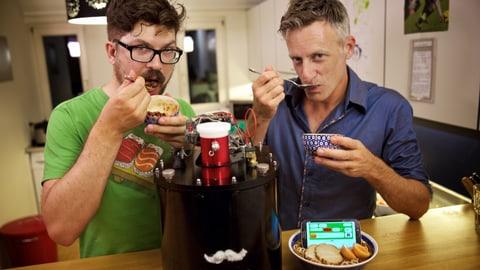 SRF Gadgets, Folge 5 – «Chefkoch automatique» (Artikel enthält Video)