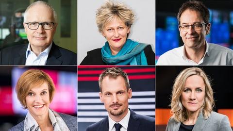 «Hallo SRF!»: Chat mit den Verantwortlichen von TV, Radio, Online