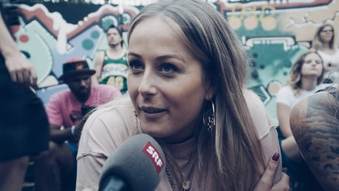 «Cheddar», «Whip» und «Drip»: der Rap-Slang-Test am Royal Arena