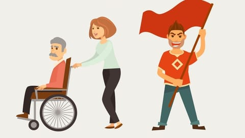 Jeder dritte Schweizer leistet Freiwilligen-Arbeit