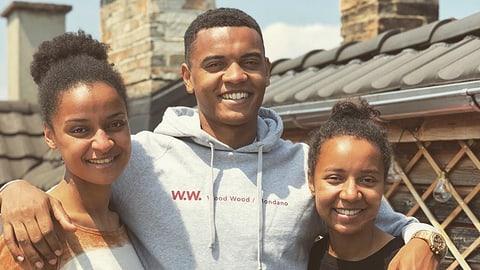 Die Geschwister Akanji: Wenn die Schwester wegretuschiert wird (Artikel enthält Audio)