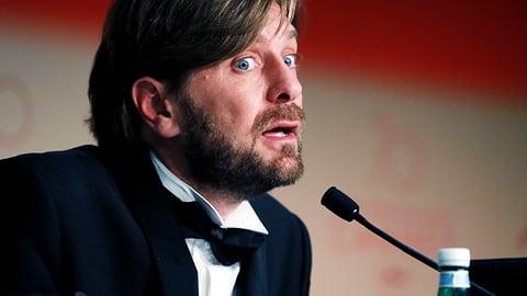 Der Cannes-Gewinner schluchzt und schreit, wenn er verliert