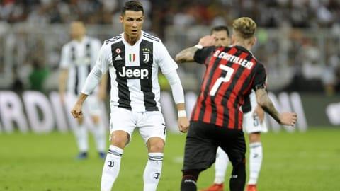 Ronaldo holt ersten Titel mit Juventus