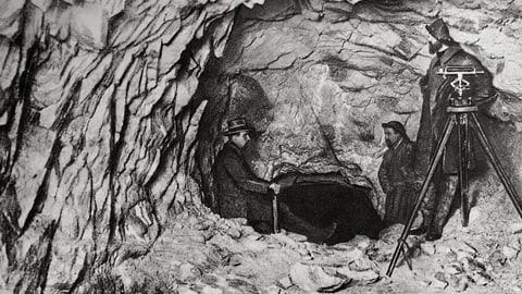 Il cor da la Viafier retica: il tunnel da l'Alvra (Artitgel cuntegn video)