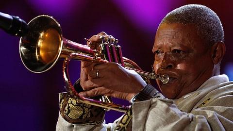 Hugh Masekela veränderte mit seiner Musik die Welt
