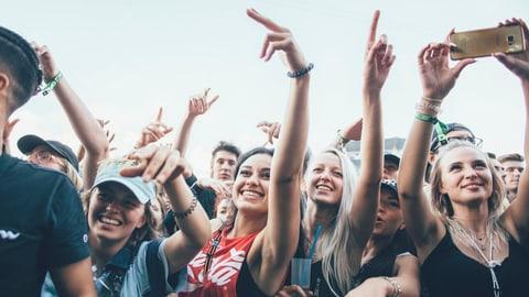 Hier gibt's Tickets für dein Lieblingsfestival