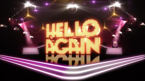 «Hello Again! Die Pop-Schlager Show» 2019