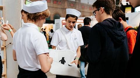 Ausgezeichnete Mini-Unternehmen von Schweizer Schülerinnen und Schülern