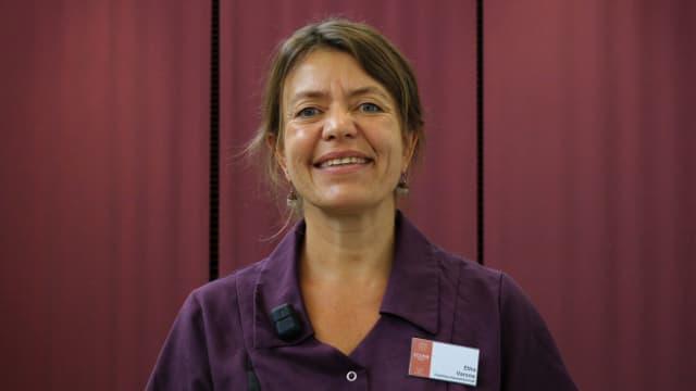 Etha Varone ist jetzt ausgebildete Fachfrau Hauswirtschaft.