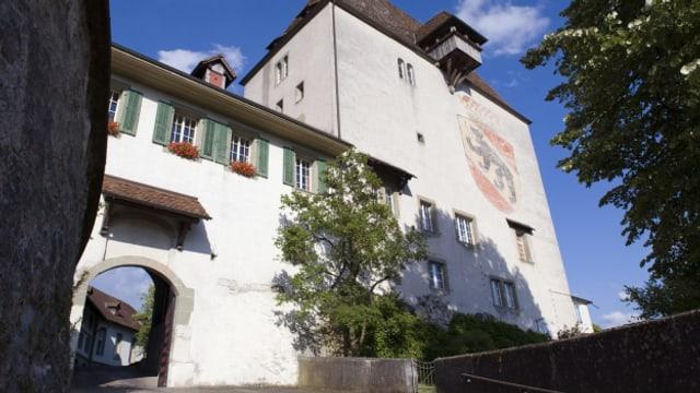 Ein Besuch auf Schloss Burgdorf ist beliebt.
