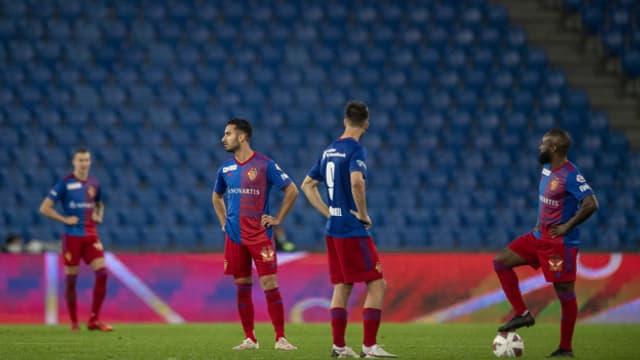 Enttäuschung bei FCB nach der Niederlage gegen Sofia