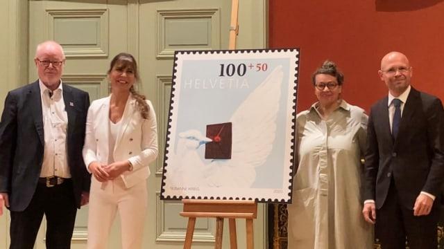 Das neue «Basler Dybli» wurde in Basel vorgestellt.