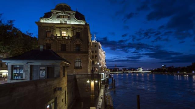 Dramatischer Einbruch bei Basler Hotels