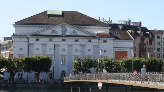 Theater soll an gleicher Stelle neu gebaut werden