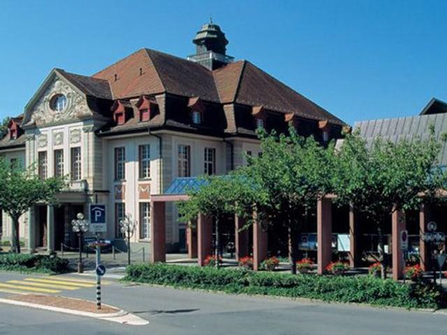 Mit einer Besucherbeschränkung auf 30 Personen müsste das Theater Casino Zug seinen Betrieb einstellen.