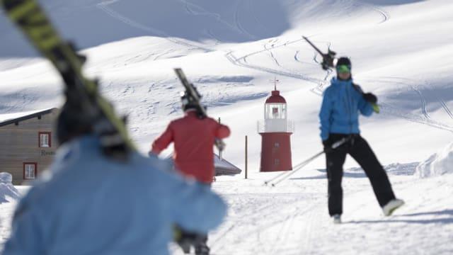 Am Gemststock werden maximal 1000 Wintersportler zugelassen.