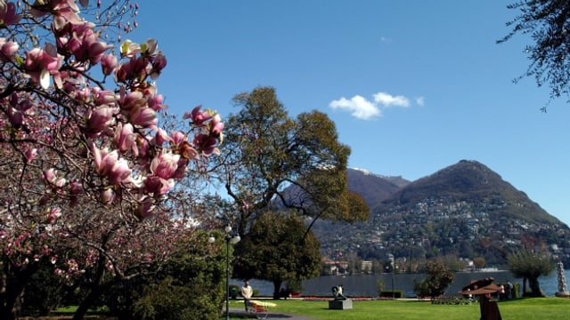 Lugano.