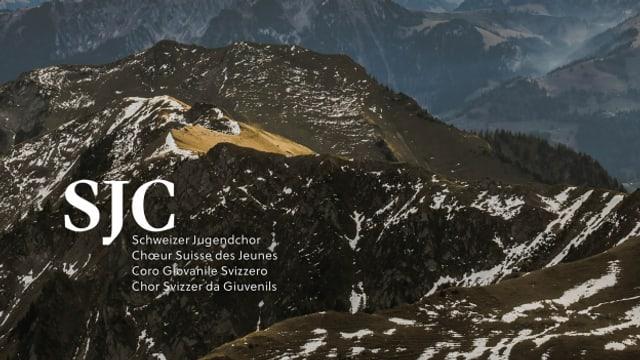 Chor da giuvenils svizzer - il dc da giubileum da 25 onns
