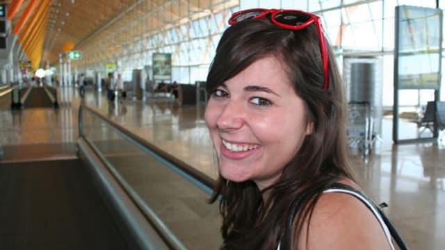 Sin plazza aviatica cun Jessica Caprez