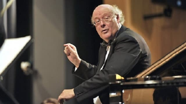 Simon Camartin - il dirigent da Mustér vegn 75