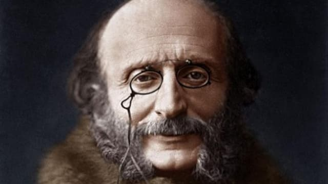 Jacques Offenbach (1819-1880) - cumponist