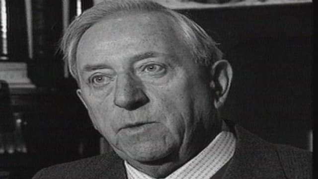 Giusep Huonder (1919-2005) - cumponist, dirigent ed organist