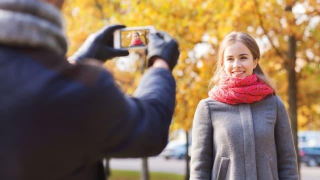 Offen und ehrlich: Ein gutes Foto auf dem Online-Dating-Profil ist die halbe Miete.