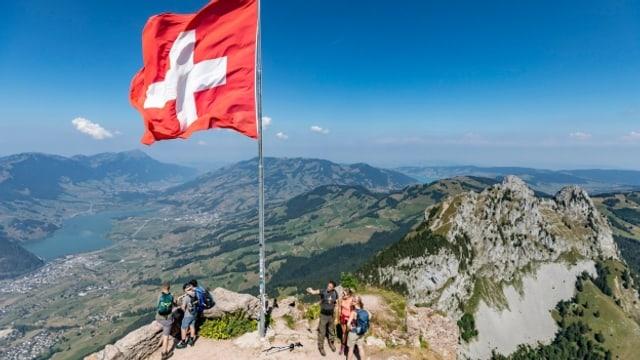 Die Schweiz hat viele schöne Orte