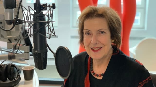 Christine Egerszegi ist zu Gast bei Sandra Schiess.