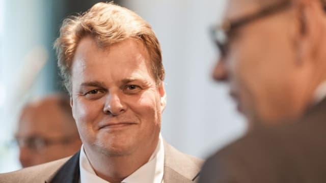 Lars Thomsen: «Ich bin ein neugieriger Mensch»