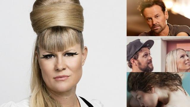 Nicole Bernegger, Florian Ast, Halunke und Anna Rossinelli erzählen Geschichten zu ihren neuen Songs
