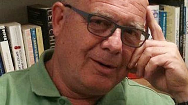 René Kirchheimer lebt seit 50 Jahren in Tel Aviv.