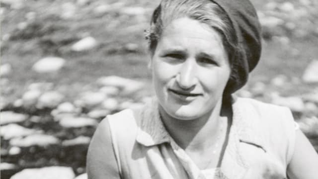 Greti Caprez-Roffler: Die erste Pfarrerin der Schweiz