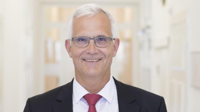 Marc Graf Leitet die forensische Abteilung der universitären psychiatrischen Kliniken in Basel.